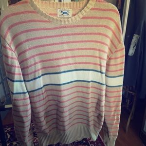 Vintage JCPenney Striped Sweater
